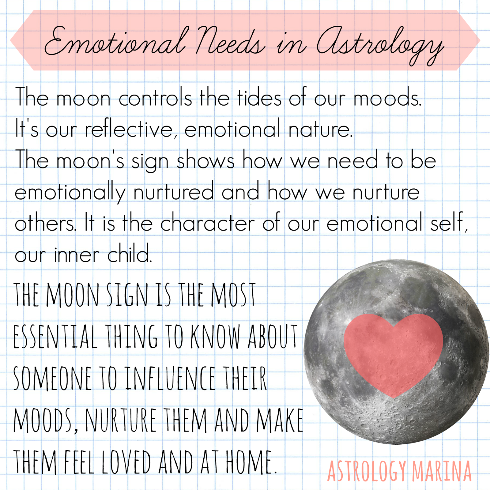 Marinas astrological journal 3 things each zodiac sign needs in a marinas astrological journal 3 things each zodiac sign needs in a relationship the moon nvjuhfo Image collections