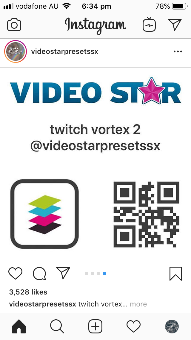 Pin Von Emmilee Tinney Auf Videostar Qr Codes Videos Star Wars Instagram