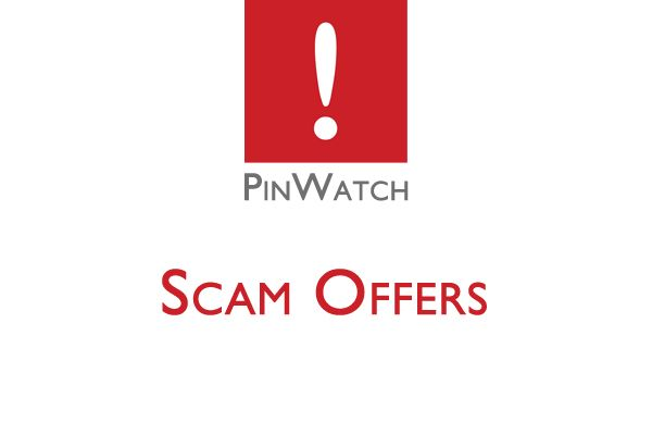PinWatch: Scam Offers