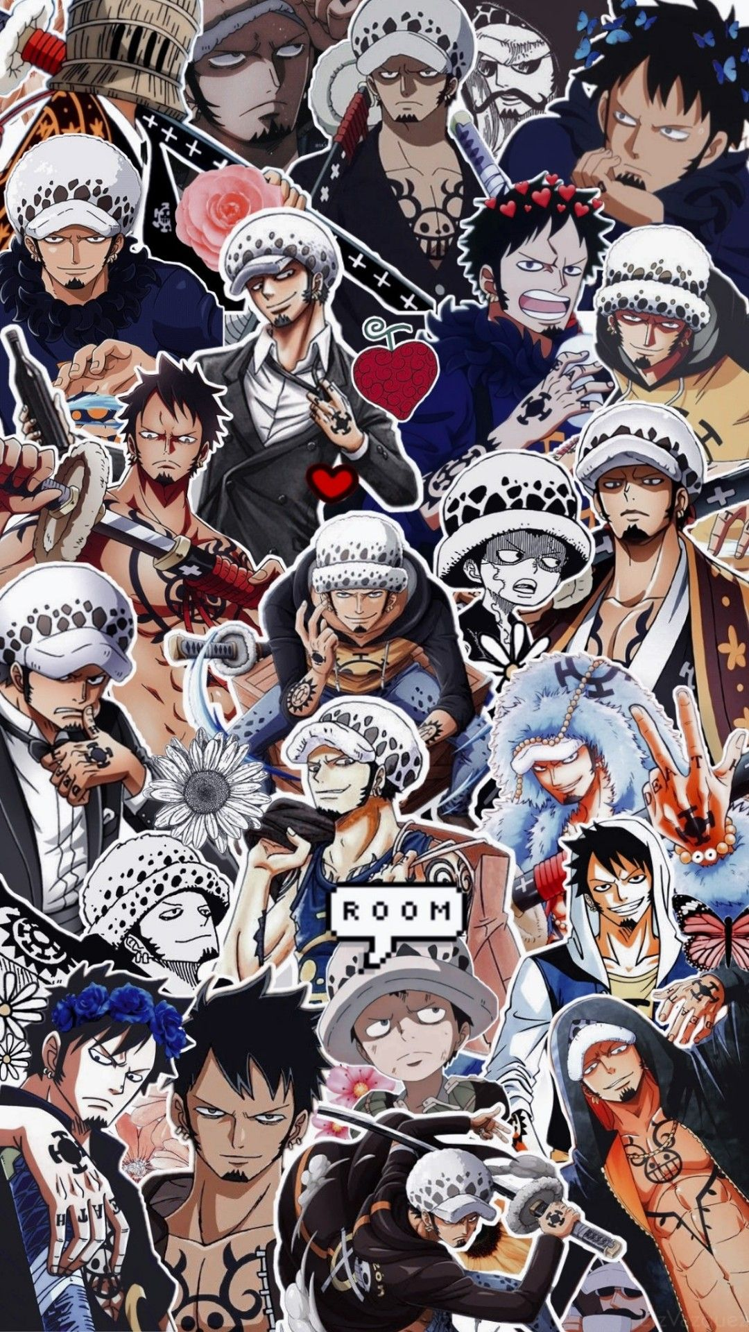Liz Vazquez One Piece Wallpapers Vintage 1288px X 2289px Manga Anime One Piece One Piece Wallpaper Iphone One Piece Comic