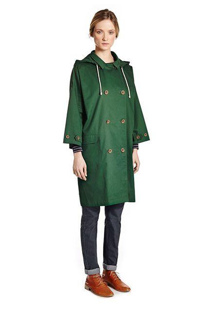 Trendy Rain Coats