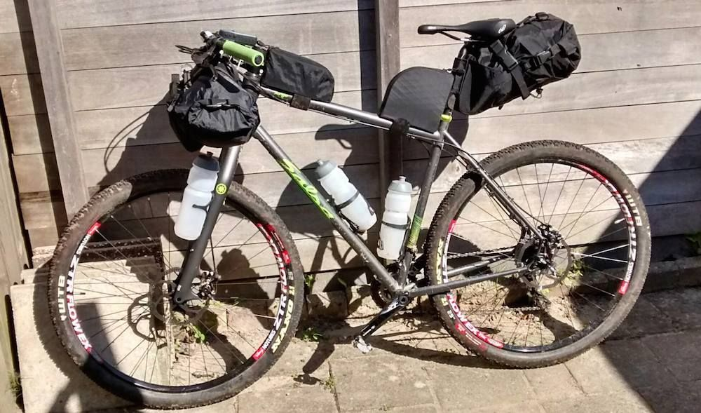BikePack Poland Bags | Touring & Packing | Pinterest