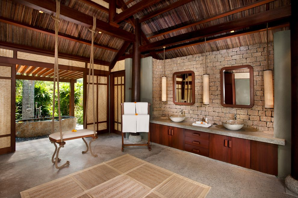 Immersion An Lam Ninh Van Bay Villas, Nha Trang - decoration villa de luxe