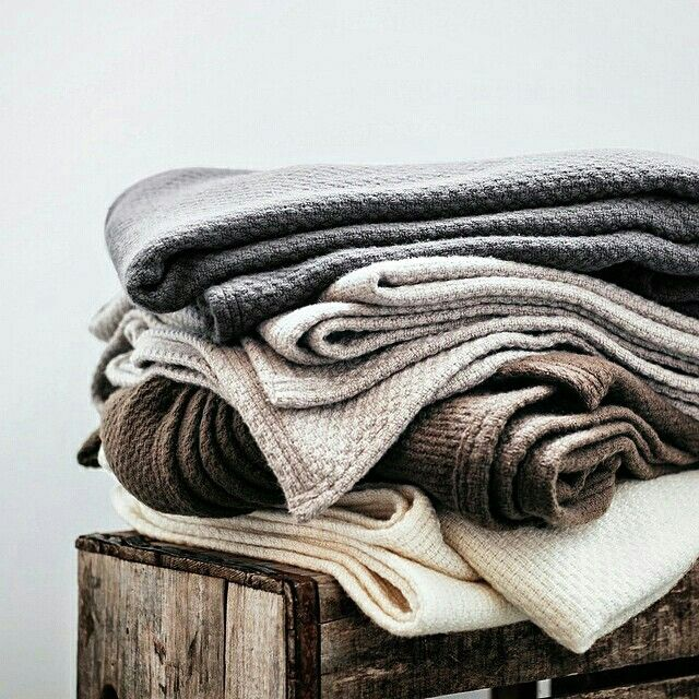 Loving Our New Thermal Weave Merino Blankets From Faribault Woolen Mill Them On The
