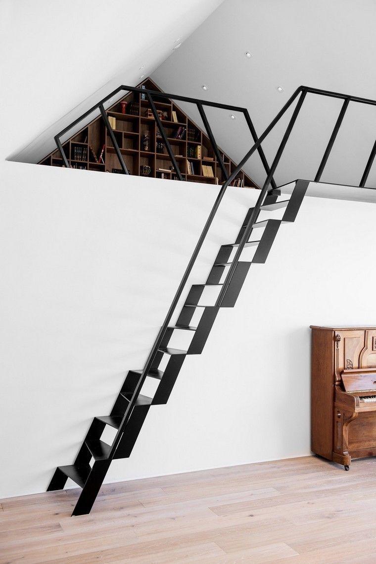 Modele D Escalier D Intérieur escalier design : une sélection de 40 modèles d'escalier