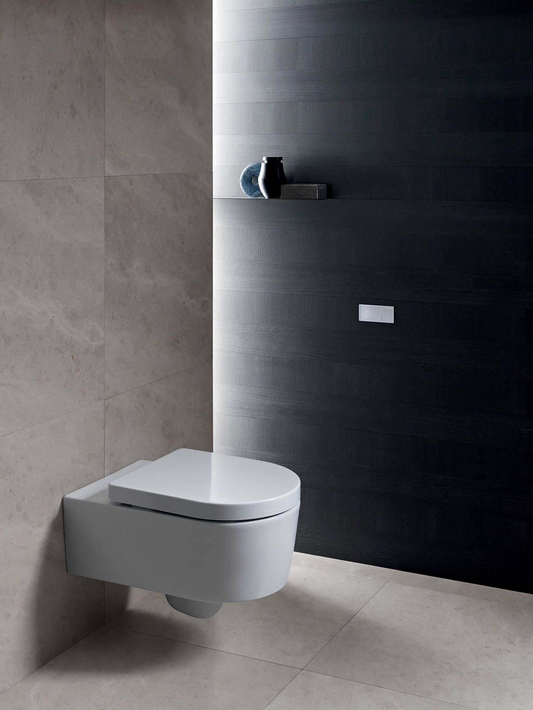 The Geberit System Opens Wall And Floor E For New Design Possibilities Why Shouldn T Everyone Have A Hint Of Luxury In Their Bathroom