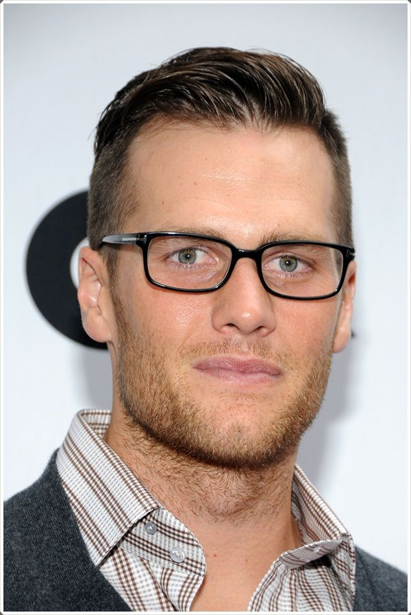 Sexy men in glasses
