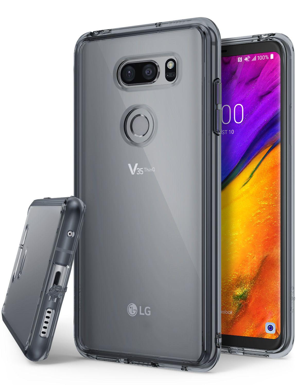 online store 5bc0d 78753 LG V35 Case, LG V35 ThinQ Case, Ringke [FUSION] Crystal Clear ...
