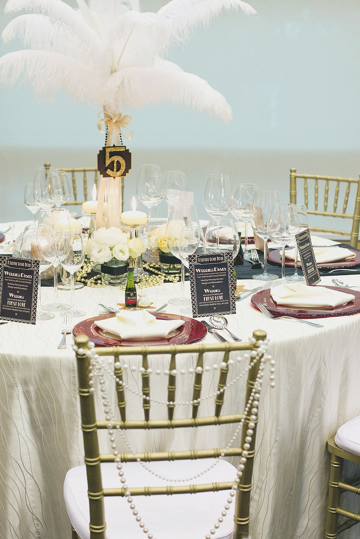 50 Great Gatsby Wedding Theme Ideas | Gatsby wedding, Theme ideas ...