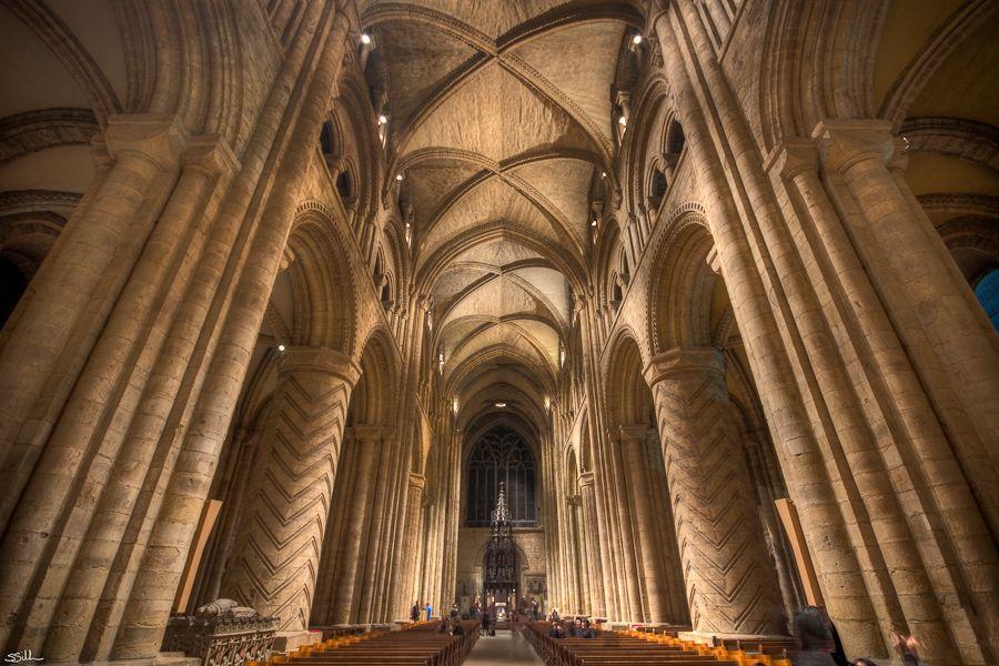 Norman architecture google architecture for Catedral de durham interior