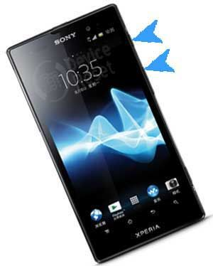 How Hard Reset / Factory Reset Sony Xperia Ion | Hard reset