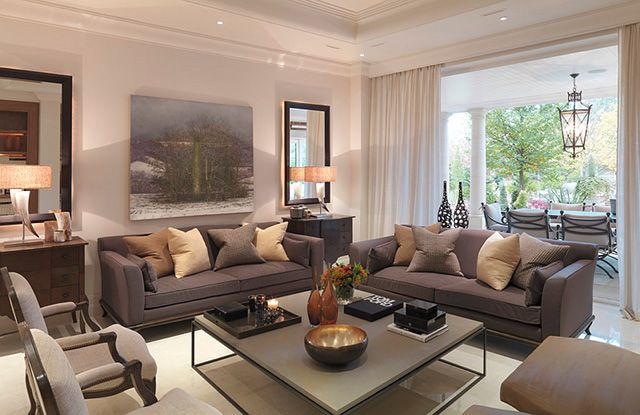 Well Designed Living Rooms - Home Bunch - An Interior Design