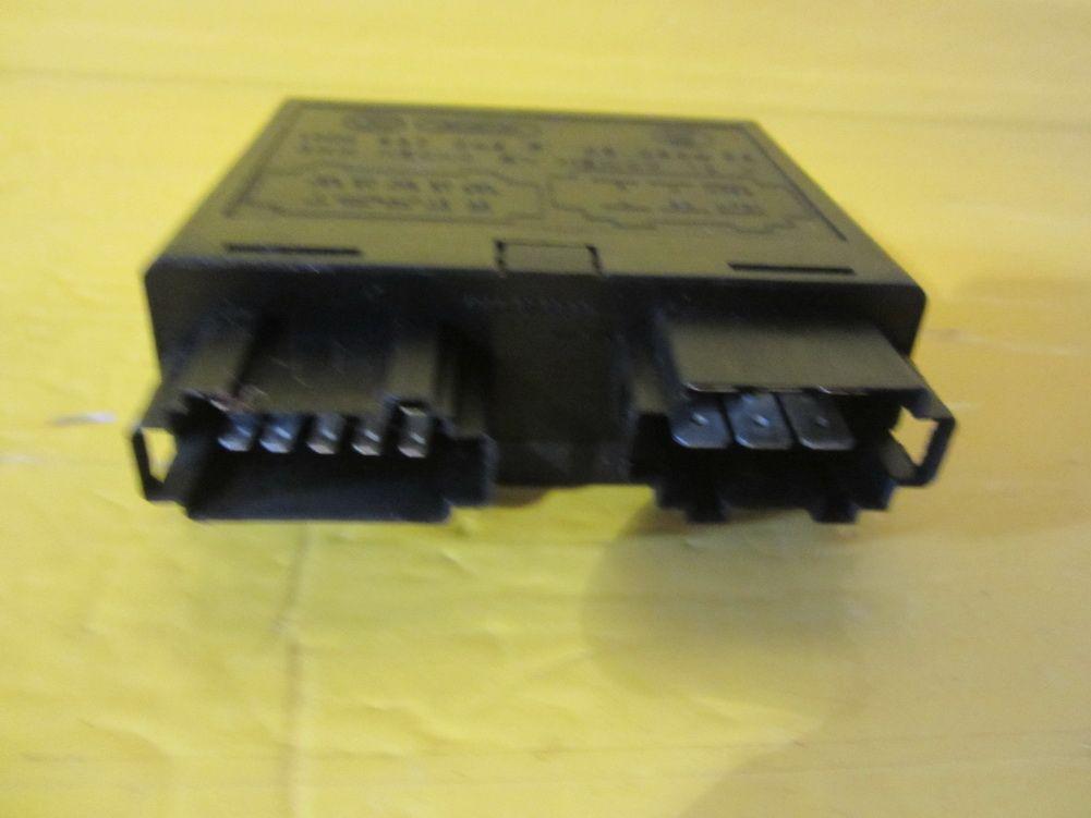 Alarm Module Computer VW Jetta Golf GTI Cabrio Jetta Alarm  MK3 - Genuine OE - 1HM 937 045