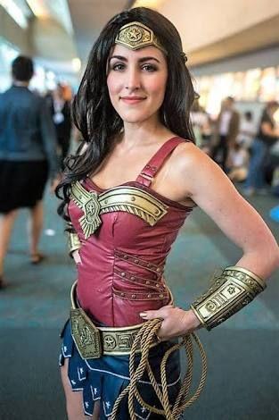 Cosplay Mulher Maravilha Cosplay Wonder Woman Cosplay Cosplay