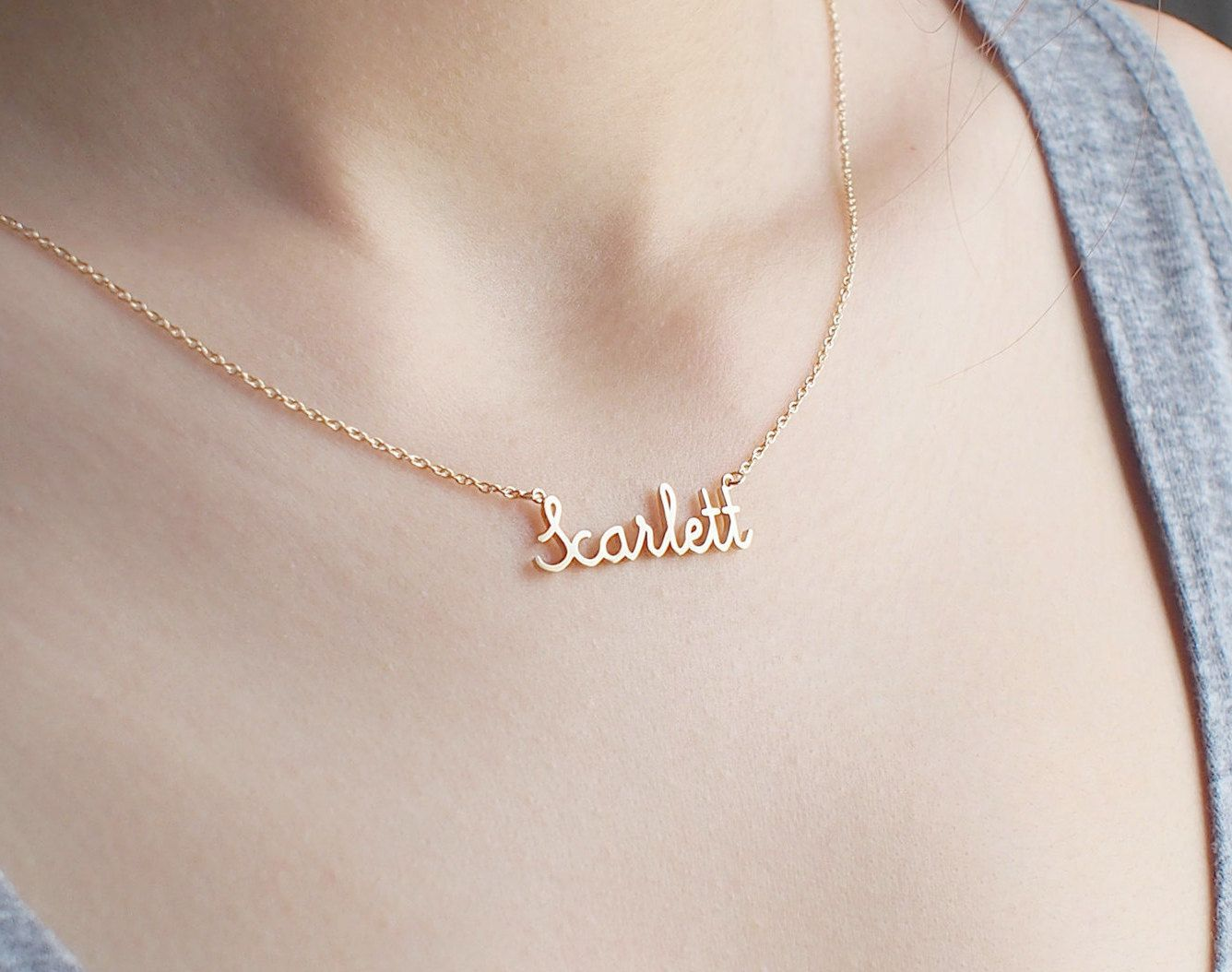 20 off custom name necklace personalized name jewelry baby name 20 off custom name necklace personalized name jewelry baby name friendship necklaces aloadofball Image collections