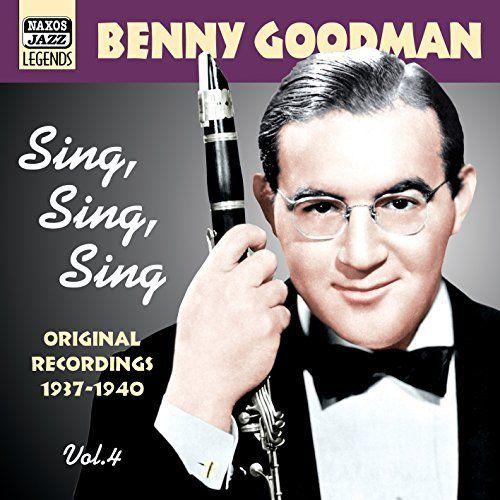 Sing Sing Sing With A Swing Louis Prima Benny Goodman