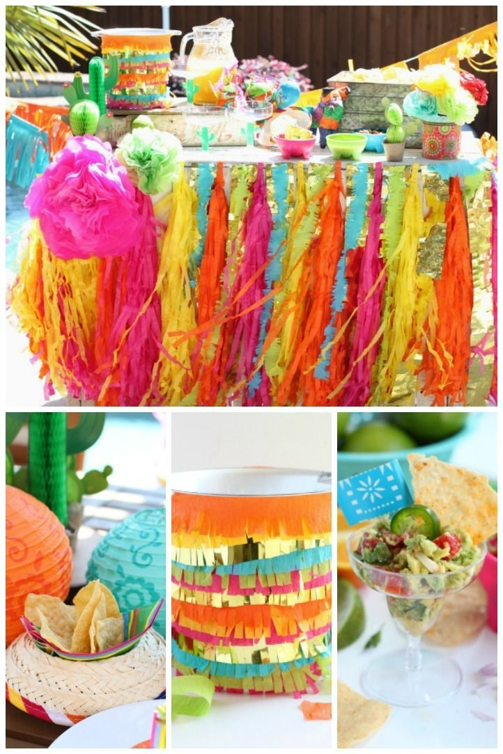 73889011cce70 Cinco de Mayo Pool Party | DIY Parties, Events and Holidays | Cinco ...