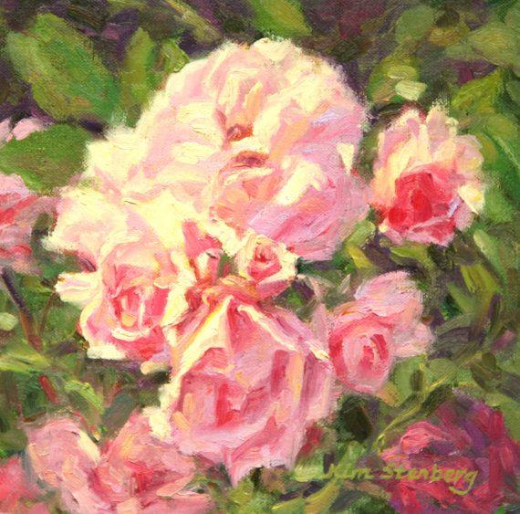 Hey, diesen tollen Etsy-Artikel fand ich bei https://www.etsy.com/de/listing/199641606/pink-rose-painting-original-oil-floral