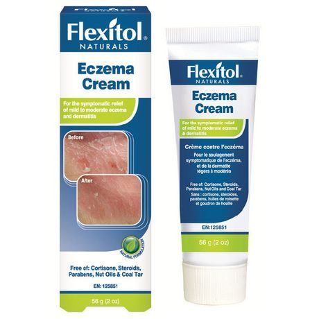 Flexitol Naturals Eczema Cream (56 G) 56 Best lotion