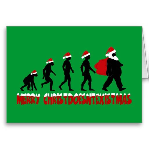 Athiest christmas card athiest atheism and atheist humor atheist agnostic athiest christmas card m4hsunfo