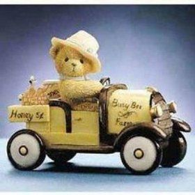 Cherished Teddies Bert I'm Busy as a Bee Every Day of the Week