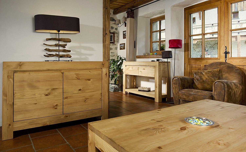 Entre Design et Tradition, la collection Colorado de Grenier Alpin ...