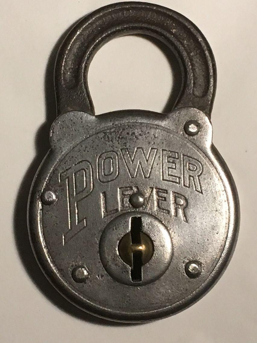Power Lever Lock 画像あり アンティーク 鍵 金具