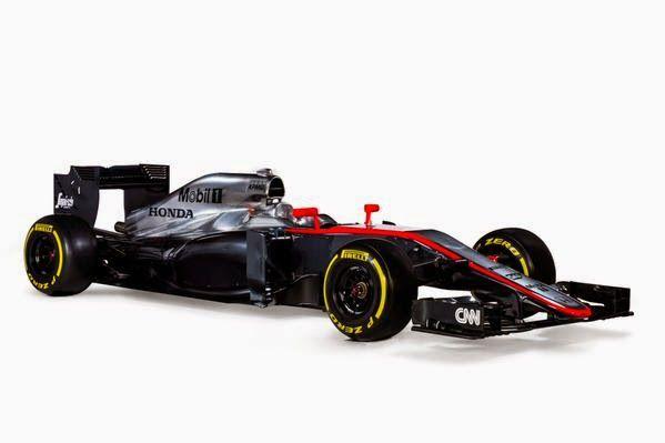 Svelata la McLaren 2015 - Honda MP4-30   F1 ANALISITECNICA