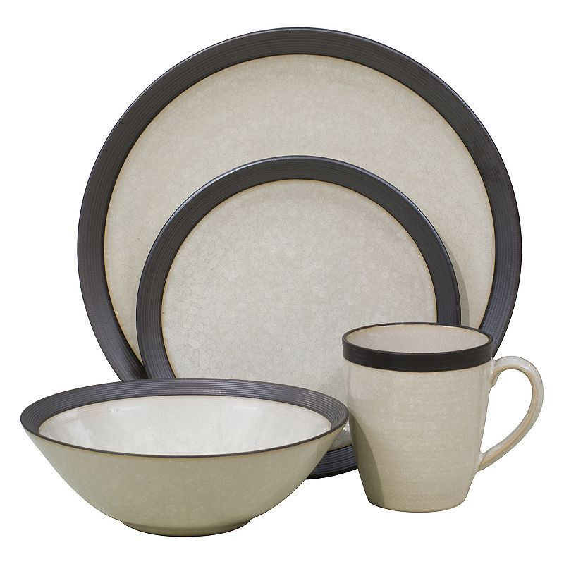 Sango Omega 16-pc. Dinnerware Set White  sc 1 st  Pinterest & Sango Omega 16-pc. Dinnerware Set White | Omega Dinnerware and ...