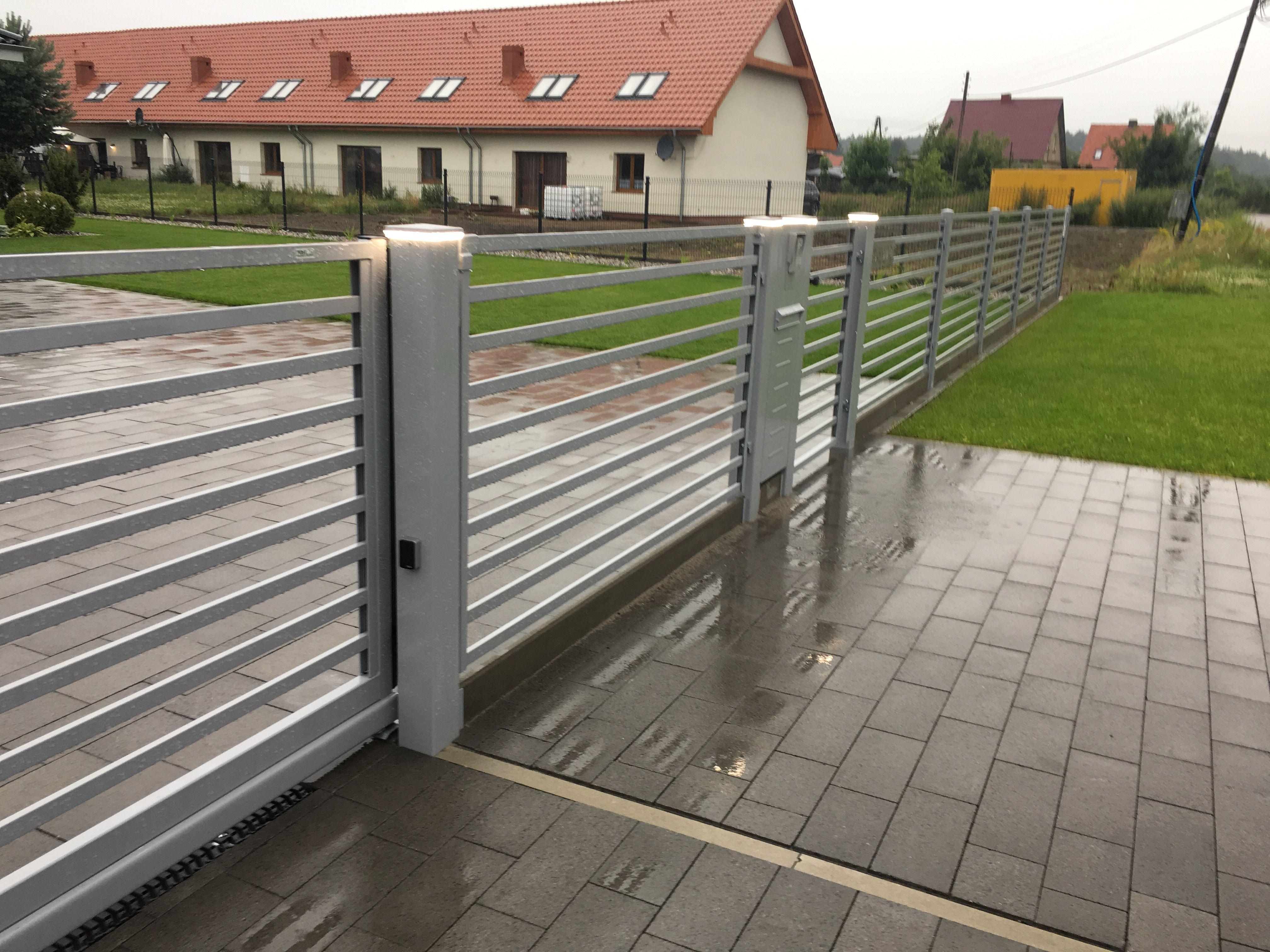 Germaplan Zaun Zaune Moderne Frontumzaunungen Qualitat Ral