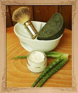 kr uter und naturkosmetik tagebuch after shave balsam mit aloe vera creme pinterest. Black Bedroom Furniture Sets. Home Design Ideas