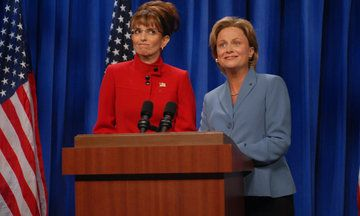 Top 10 Snl Political Sketches Of All Time Saturday Night Live Snl Saturday Night Live Tina Fey