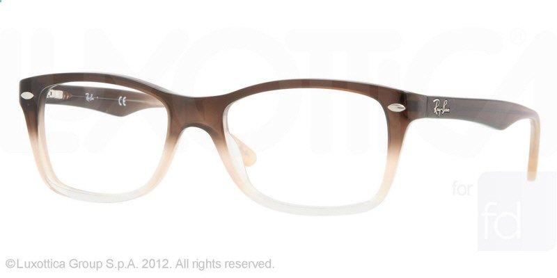 432a08863e9f Ray-Ban RX5228 Eyeglasses  Stylish Square Prescription RayBan Frames ...
