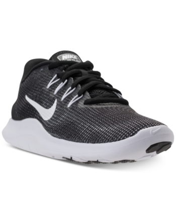 wholesale dealer 2935e ee9d3 Nike Women's Flex Rn 2018 Running Sneakers from Finish Line ...
