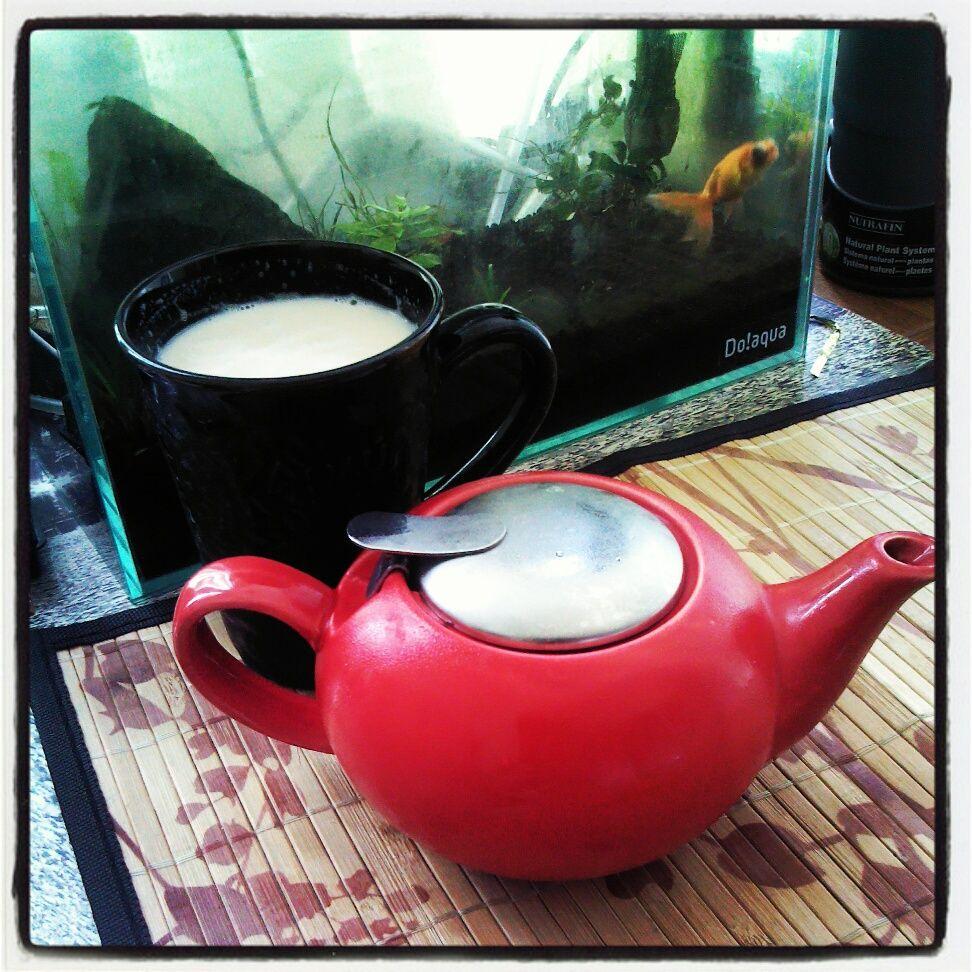 Thai tea for the Sunday morning For the Home Thai tea