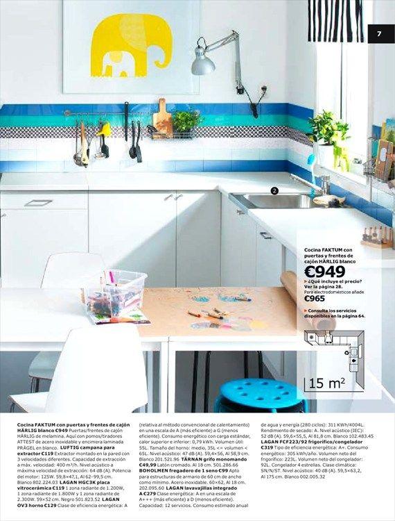 catalogo de cocinas 2014 ikea (9) | Ikea, Catalogo cocinas