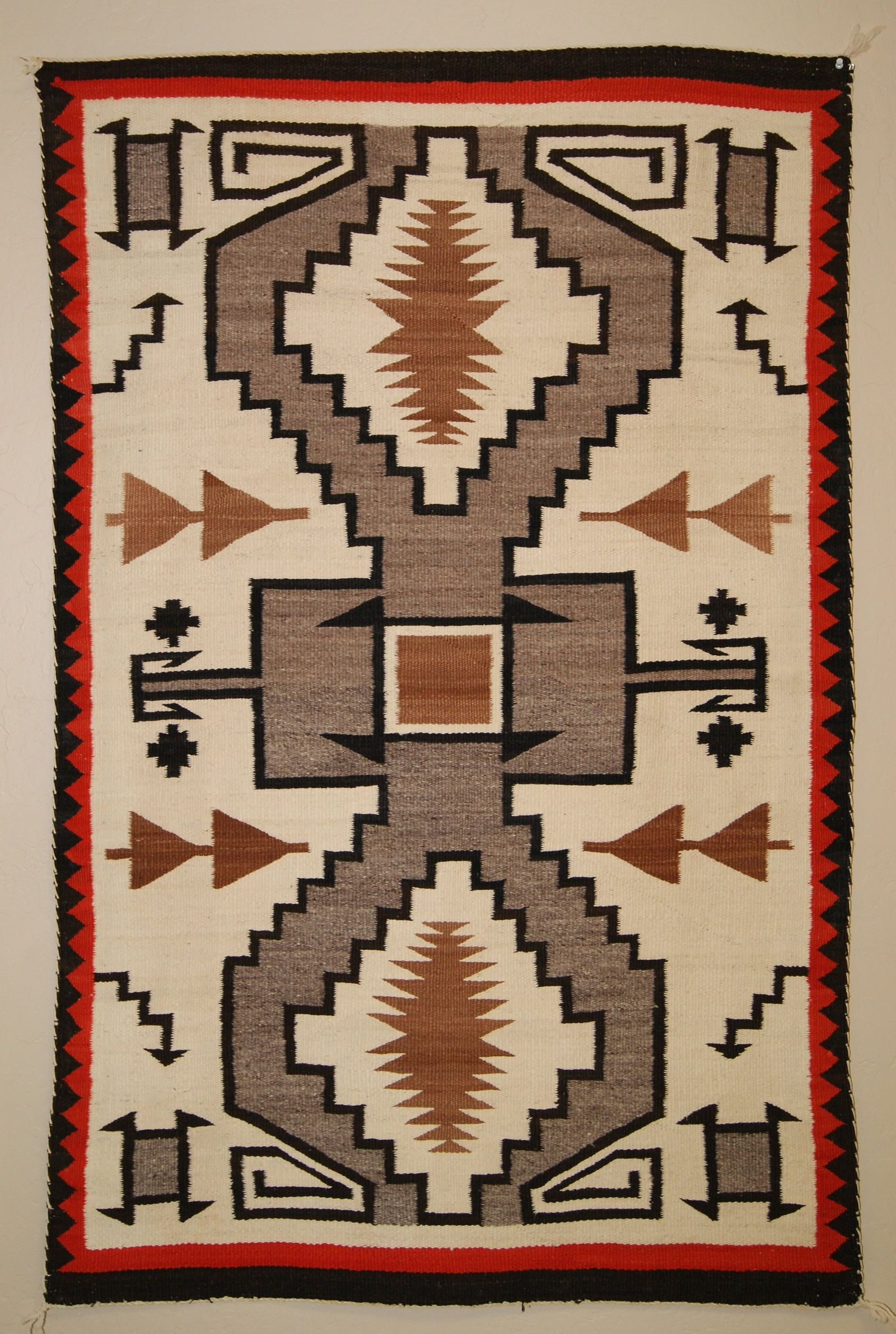 navajo rug patterns. Perfect Patterns Historic Storm Pattern Navajo Rug Click Image For Larger View Use Your  Back Button To Return Throughout Rug Patterns