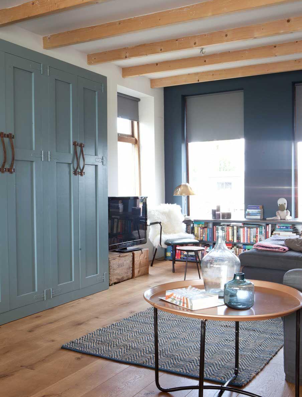 vtwonen kast groen inspiration inspiratie Interior