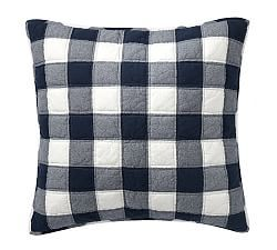 Bedding Pottery Barn Buffalo Check Quilt Quilted Sham
