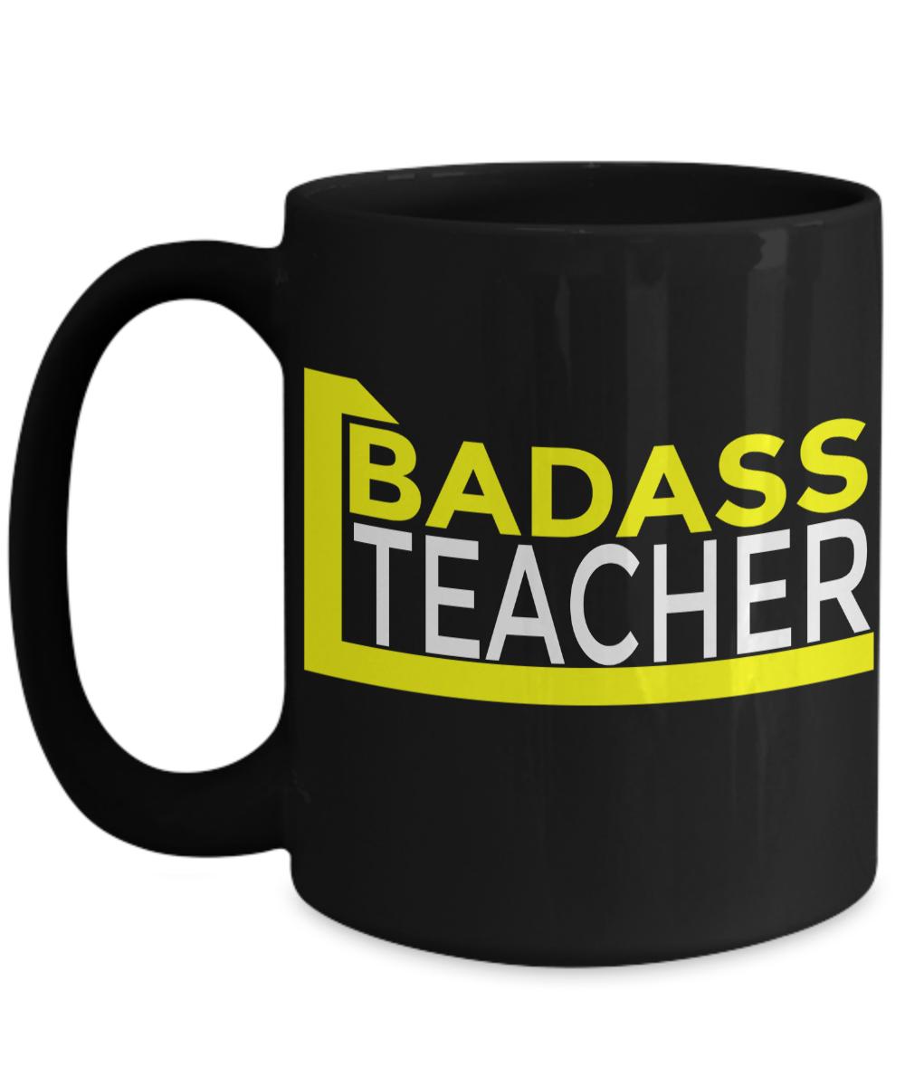 Best Teacher Mug - Teacher Gifts For Christmas - Funny Teacher Gift ...