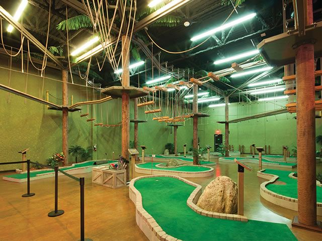 Awesome Mini Golf (With images) | Indoor mini golf, Mini ...