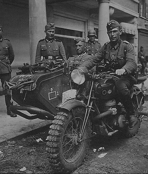 Bmw Youngstown: Pin Von Jens Z Auf Historische Motorräder