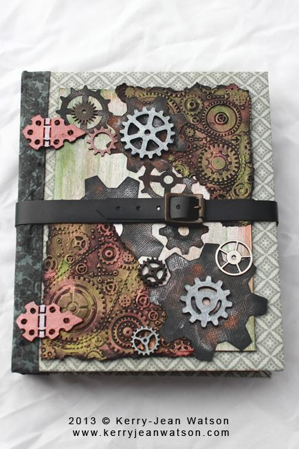 Wood embellishments and Chippies