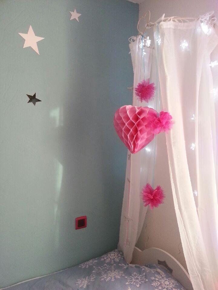 Princess girl room <3 Chambre fille thème princesse <3 | Crafts ...