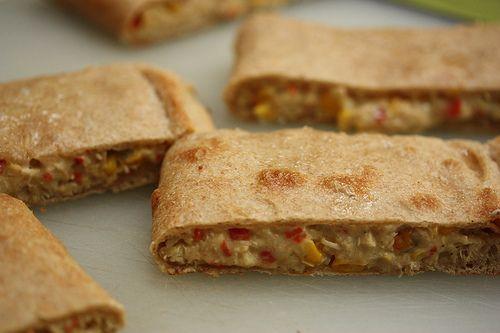 Food Network Throwdown Part Iii Paula Deens Chicken Empanadas