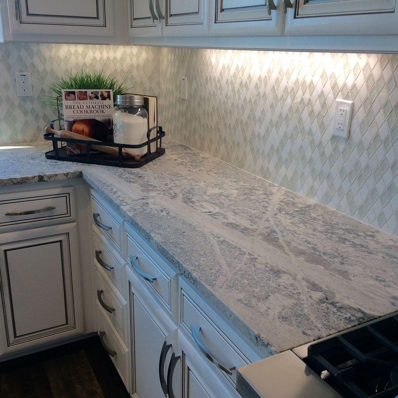 Kitchen Backsplash Tile Types: Pin By Arizona Tile On Gorgeous Granite