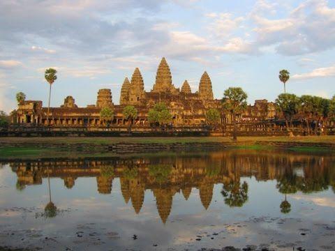 Angkor Wat Temple Hindu History | Siem Reap Cambodia Angkor Wat Documentary