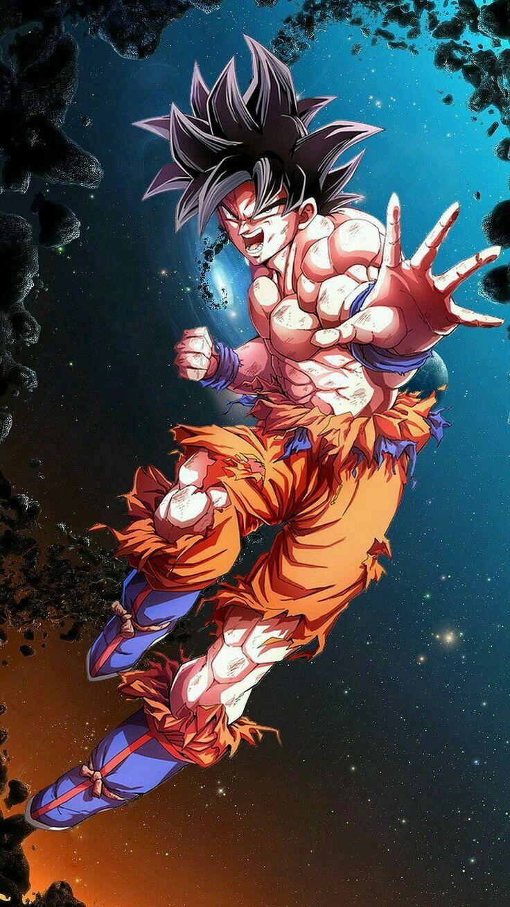 Goku ultra instinto i anime super saiyajin dragon - Imagens de dragon ball super ...