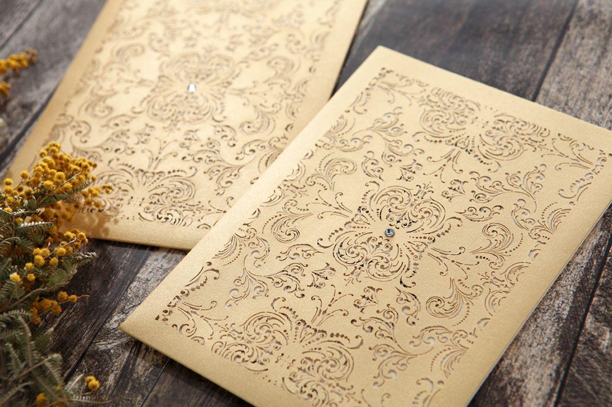 Wedding invitation | itakeyou.co.uk