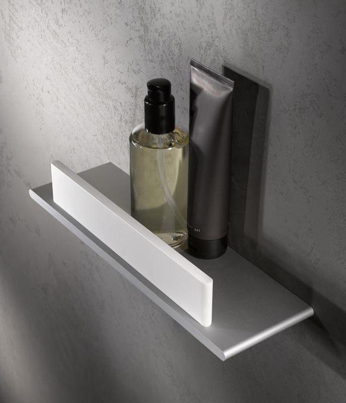 Keuco Edition 400 Duschablage mit Glasabzieher Mit der